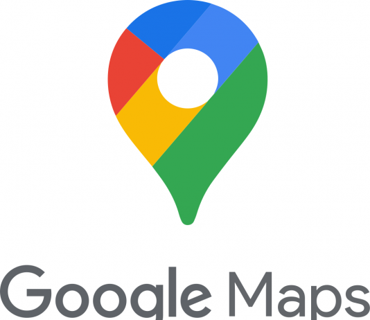 google map new logo
