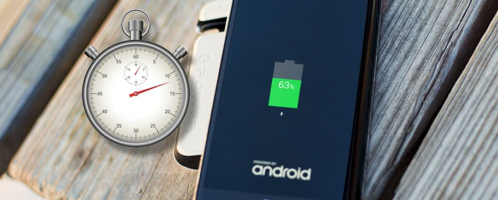 increase battery life on Android