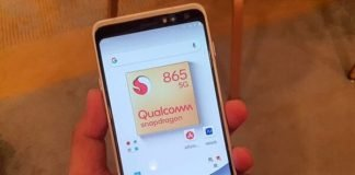phones with snapdragon 865